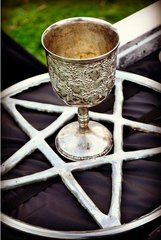 Cup and Pentacle